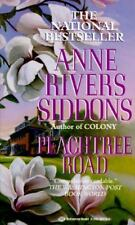 Peachtree Road by Anne Rivers Siddons (1989, Paperback)