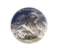 Calamita Frigorifero Magnete MT Everest Nepal 44mm 5372