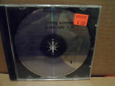 Jimmy Sommers - James Cafe PROMO CD Single MINT Cond