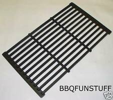 """Charmglow Gas Grill Cast Iron Coated Cooking Grates 24.75"""" x 19 1/8"""" 2)CG58PCI"""