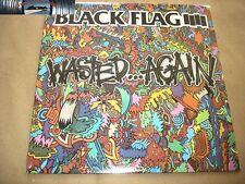 Black flag - Wasted again  - LP  SIGILLATO