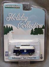 Greenlight 2016 Holiday Collection Volkswagen Type 2 Panel Van - MiJo Exclusive