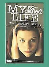My So-Called Life - Complete Series (DVD, 2007, 5-Disc Set, Box Set)