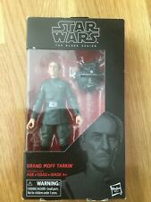 Hasbro Star Wars GRAND MOFF TARKIN Black Series Action Figure