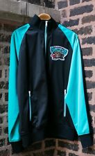 Mitchell & Ness Vancouver Grizzlies NBA TRACK Light Jacket Auth. Large WARM-UPS