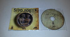 Single CD  Sido u. Doreen - Nein  2009  2.Tracks Aggro Berlin MCD S 34