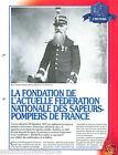 Fondation Fédération Nationale de Sapeurs Pompiers de France FICHE FIREFIGHTER