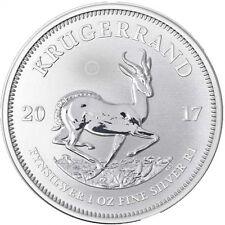 AFRIQUE DU SUD Krugerrand Argent 1 Once Edition Spéciale 2017  1 Oz silver coin