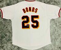 San Francisco Barry Bonds Signed Jersey - Barry Bonds Hologram