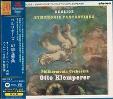 Berlioz Symphonie Fantastique Otto Klemperer Japan SACD w/OBI NEW/SEALED