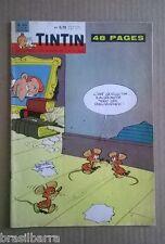 TINTIN Fascicule n° 610 12ème Année 30 Juin 1960