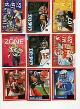 2019 Panini Score Football Retail Insert Parallel Pick Card Complete Your Set