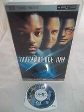 Consola de disco de medios Sony PSP UMD-día de la independencia