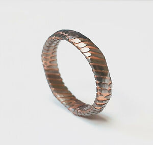 Superconductor ring blank TiNb Cu - make your own - DIY 5.6mm thick