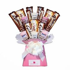 UK's Only Official Yankee Candle Bouquet Gift with Galaxy Chocolates