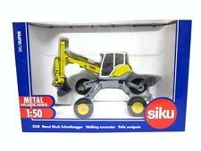 SIKU 1:50 METALLO DIE CAST SCAVATORE CON RUOTE  WALKING EXCAVATOR  ART 3548