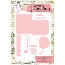Everyday Journaling Die Set Seasonal Journaling Set of 9 The Seasonal Collection