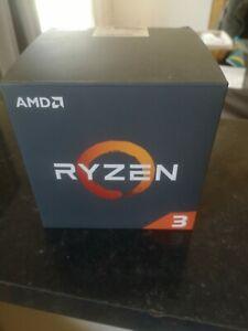 Boîte de processeur Ryzen 3 1300X en excellent état
