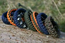 Premium 550 Paracord Survival Bracelet. Many colors available. Tac-Cord