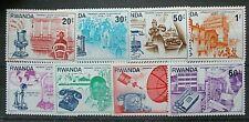 Rwanda 1976 Telephone Centenary Set UM. SG 751/5