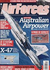 Air Forces Monthly February 2014 (Australian Airpower, X-47, JF-17, V-22)