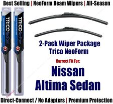 2-Pack Super-Premium NeoForm Wipers fit 2013-2018 Nissan Altima - 16280/160