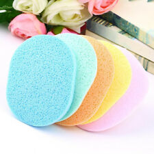 5*Soft Facial Cleansing Sponge Face Makeup Wash Pad Cleaning Sponge Puff  New