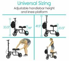 Knee Walker by Vive - Used ( Virginia Local Pick-Up Only ) Read Description