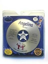 KID HIP Personalized Name (Angelina) CD- Hear Your Child's Name 50x In The Music