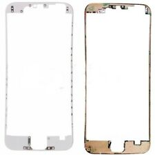 Mid Frame for iPhone 6 (White) Front LCD Screen Bezel Frame With 3mm Adhesive