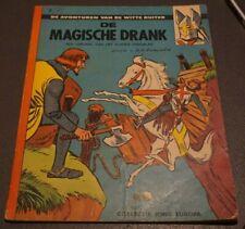 De Witte Ruiter Nr. 7 - De magische drank (eerste druk - °1961
