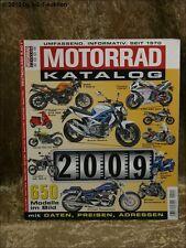 Motorrad Katalog Nr. 40 2009