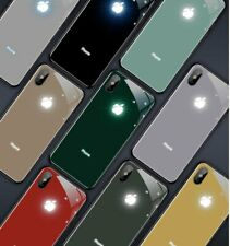 Hypebeast LED iPhone Case 11 Pro Max XR XS SE2 8 7 Plus Silicone TPU Ins Style