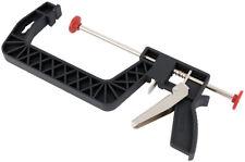 Genuine DRAPER 150mm 75mm Capacity Plastic Body Speed Clamp   88592