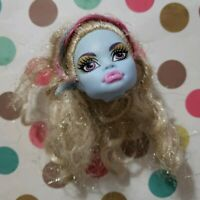 MONSTER HIGH DOLL 13 WISHES ABBEY BOMINABLE REPLACEMENT HEAD ONLY FOR OOAK