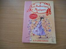 BIBLIOTHEQUE ROSE- LES BALLERINES MAGIQUES- LE PALAIS ENDORMI