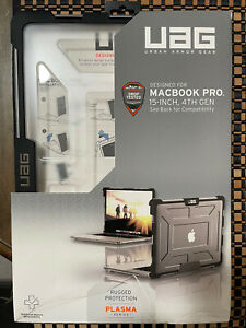 UAG MacBook Pro 15-inch with Touchbar (4th Gen, 2016-2019) Rugged Case -Open Box
