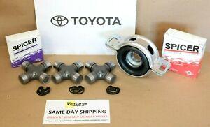 Toyota Tundra 2007-2015 Rear 2 Piece Driveline U-Joint Hanger Bearing Kit Spicer