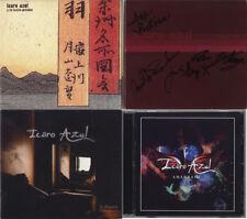 ICARO AZUL CD LOT & POSTER: Y LA NOCHE GRITABA, AZUL XIX, LA PLEGARIA, AMARRAME