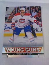 Jarred Tinordi 2013-14 Upper Deck Young Guns High Gloss /10 Canadiens