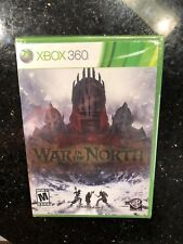 Lord of the Rings: War in the North (Microsoft Xbox 360 BRan new sealed