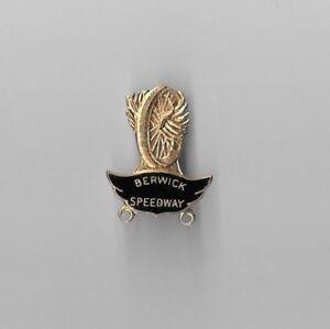 Berwick 1973 Speedway Badge