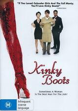 Kinky Boots - Comedy / Drama / Music / True Story - NEW DVD