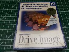 Powerquest drive image - boxed sealed - version 1