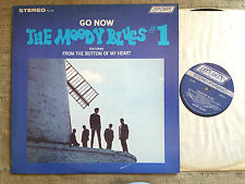 The  Moody Blues – Go Now - Moody Blues #1 - first LP
