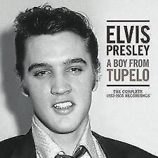 A Boy from Tupelo: The Complete 1953-1955 Recordin von Elvis Presley (2017)