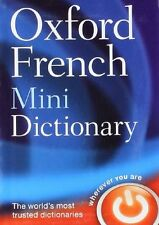 **NEW** - Oxford French Mini Dictionary (Flexibound) - ISBN0199692645