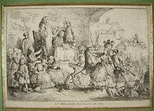 1778 Tonte des prostituées prostitution Fille de joie tribunaux shave prostitute