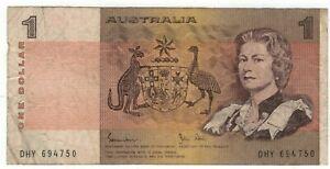 Australia $1 Banknote