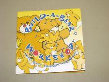 Build A Bear Musical CD